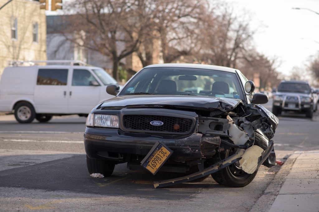 If I have a criminal conviction / felony, will it affect my car accident case?
